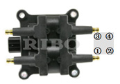 RB-IC8010A SUBARU, DIAMOND 22433-AA400, 22433AA400; GM 88921375