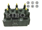 RB-IC8120A CHRYSLER, DODGE 4609140AB, 04609140AB; GM  88921412