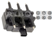 RB-IC8122 CHRYSLER  56032520, 5603520